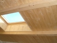 Double toit isolé